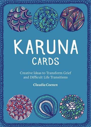 Karuna Cards: Creative ideas to transform grief and difficult life transitions - Activity Cards - Spiffy