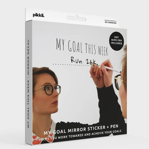 My Goal This Week Vinyl Pen and Decal Kit - Spiffy