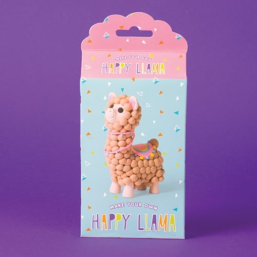 Make Your Own Llama - Dough Modelling Kit - Spiffy