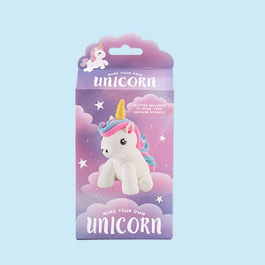 Make Your Own Unicorn - Dough Modelling Kit
