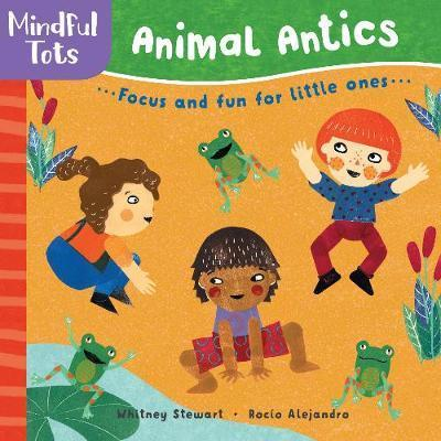 Mindful Tots: Animal Antics - Spiffy