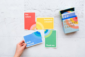 Mindfulness Cards: Simple Practices for Everyday Life - Activity Cards - Spiffy