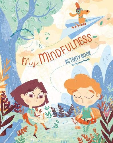 My Mindfulness Activity Book (by Chiara Piroddi) - Spiffy