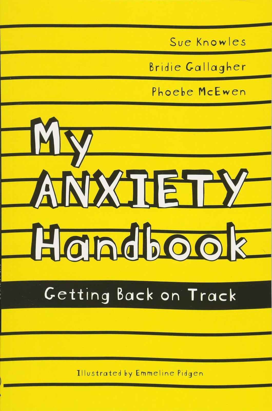 My Anxiety Handbook - Books for Teenagers - Spiffy