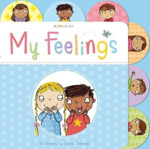 My Feelings (Book by Sarah Jennings) - Books for Children age 3-6 - Spiffy