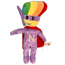 Neon the Ninja Plush Toy - Children's Books and Toys - Spiffy