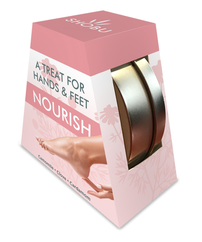 Nourish - A Treat For Hands & Feet by SHOBU
