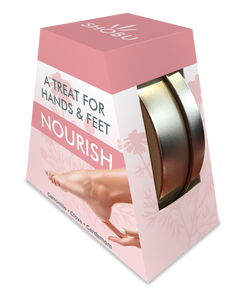 Nourish - A Treat For Hands & Feet by SHOBU - Foot Care - Spiffy
