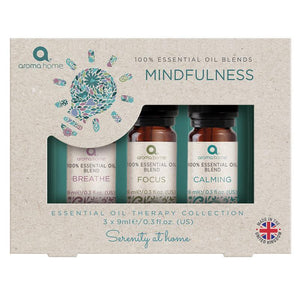 Mindfulness - 100% Pure Essential Oil Therapy Collection - Essential Oil Blends - Spiffy