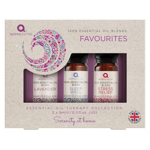 Favourites - 100% Pure Essential Oil Therapy Collection - Spiffy