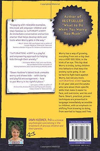 Outsmarting Worry: An Older Kid's Guide to Managing Anxiety - Books for Children age 7-11 - Spiffy