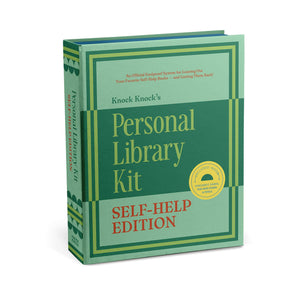 Personal Library Kit: Self-Help Book Edition - Spiffy