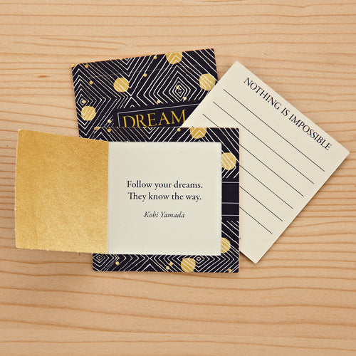 Pop Open Message Cards - Dream - Inspirational Message Sets - Spiffy