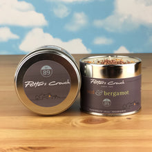 Potters Crouch Oud & Bergamot Luxury Fragranced Candle Tin - Candles - Spiffy