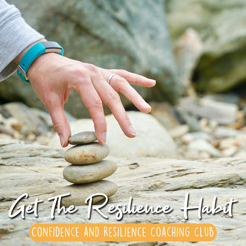 Confidence and Resilience Coaching Club - Get The Resilience Habit - Spiffy