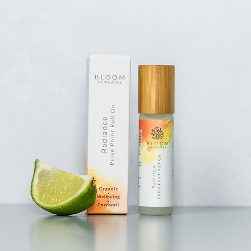 Radiance Pulse Point Roll-On (10ml) - Essential Oil Rollerballs - Spiffy