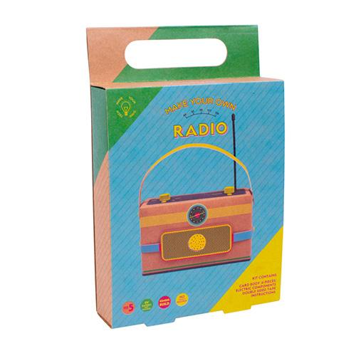 Make Your Own Radio - Craft Kits - Spiffy