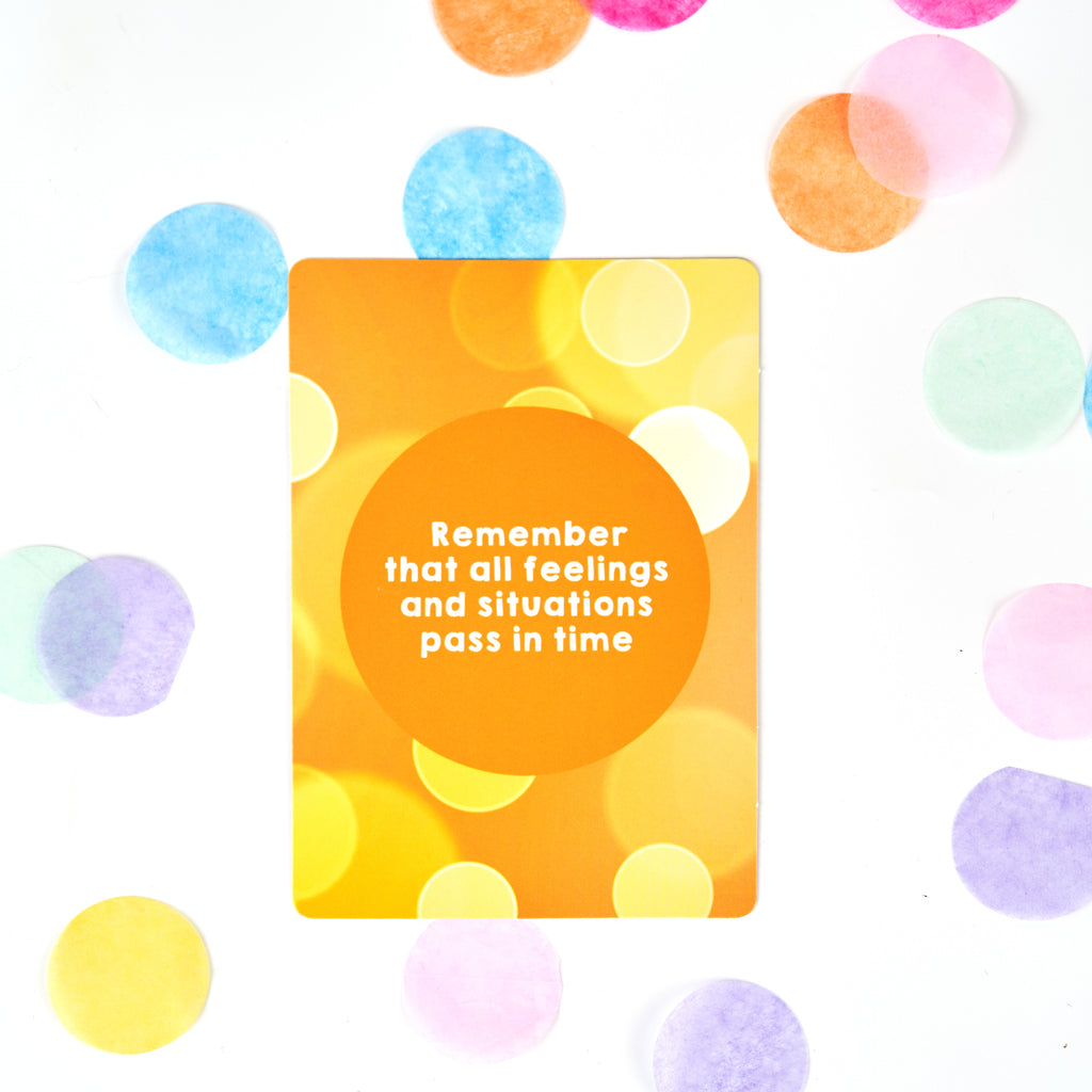 Remindfuls - Mindful Reminders for Tough Times Card Deck - Spiffy