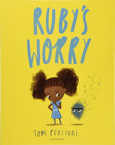 Ruby's Worry (Book by Tom Percival) - Books for Children age 3-6 - Spiffy