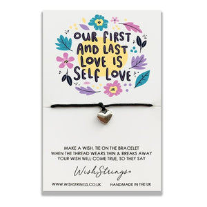 Self Love - Wishstrings Wish Bracelet - Spiffy
