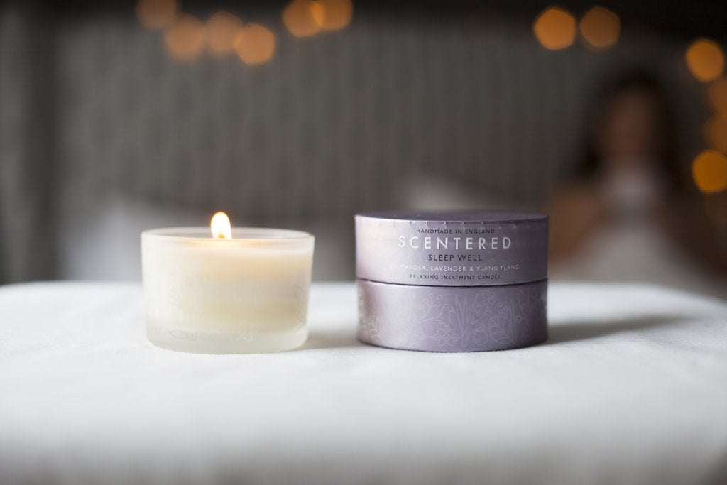 Scentered 'Sleep Well' Therapy Candle - Spiffy