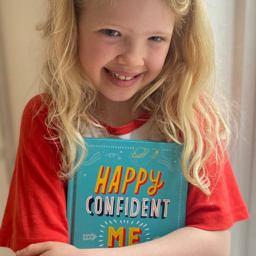 Happy Confident Me Super Journal - Spiffy