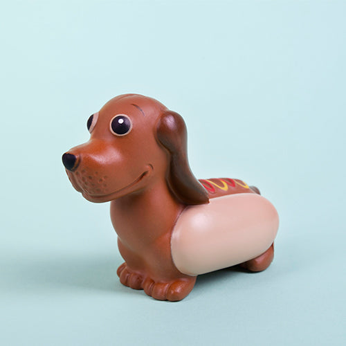 Sausage Dog Stress Squeezer - Sensory Toys - Spiffy