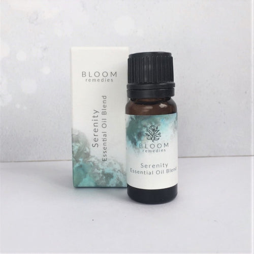 Serenity Essential Oil Blend (10ml) - Spiffy