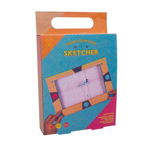 Make Your Own Sketcher - Craft Kits - Spiffy