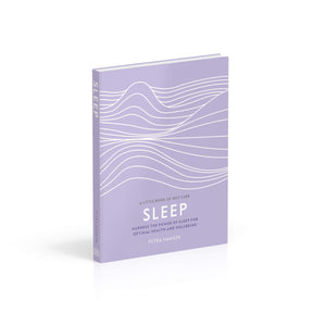 Sleep: Harness the Power of Sleep for Optimal Health and Wellbeing (Book by Petra Hawker) - Books - Spiffy