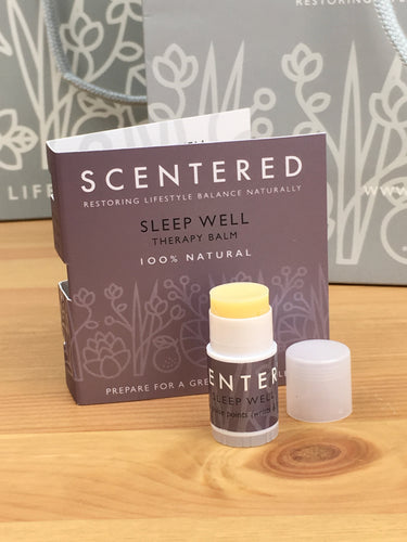 Sleep Well Mini Therapy Balm - 1.5g in Booklet
