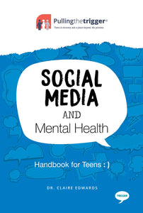 Social Media and Mental Health: Handbook for Teens - Books for Teenagers - Spiffy