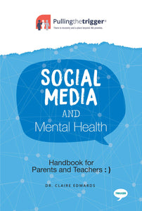 Social Media and Mental Health: Handbook for Parents - Books for Teenagers - Spiffy