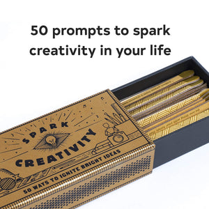 Spark Creativity: 50 Ways to Ignite Bright Ideas - Idea Generators - Spiffy