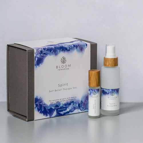 Spirit Self Belief Therapy Set - Essential Oil Blends - Spiffy
