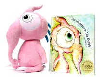 Squeek - The Monster In The Bubble - WorryWoo Book - Books for Children age 7-11 - Spiffy