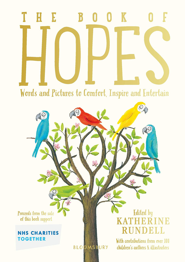 The Book of Hopes: Words and Pictures to Comfort, Inspire and Entertain - Spiffy