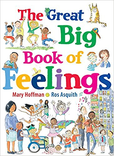 The Great Big Book of Feelings (Book by Mary Hoffman)