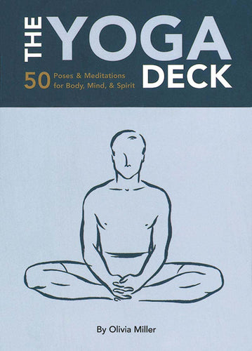 The Yoga Deck Yoga Cards - Activity Cards - Spiffy