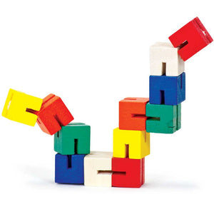 Twist and Lock Blocks - Sensory Toys - Spiffy