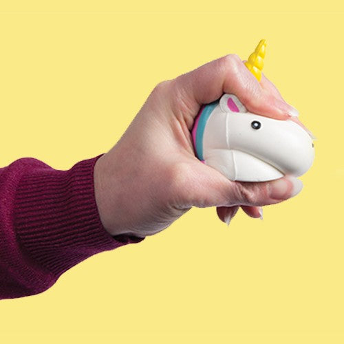 Unicorn Stress Ball - Sensory Toys - Spiffy
