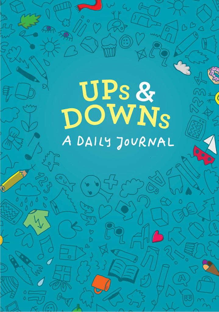 Ups and Downs Daily Journal - Spiffy