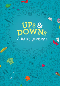 Ups and Downs Daily Journal - Journals - Spiffy