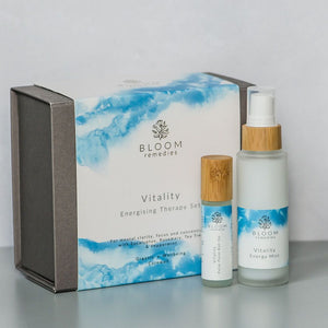 Vitality Energising Therapy Set - Essential Oil Blends - Spiffy