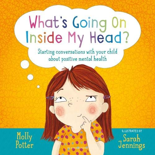 What's Going On Inside My Head? (Book by Molly Potter) - Books for Children age 3-6 - Spiffy