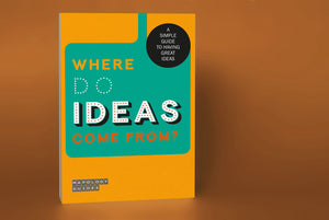 Where Do Ideas Come From Mapology Guide - Mapology Guides - Spiffy
