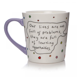Wise Owl Mug - Happy Mugs - Spiffy