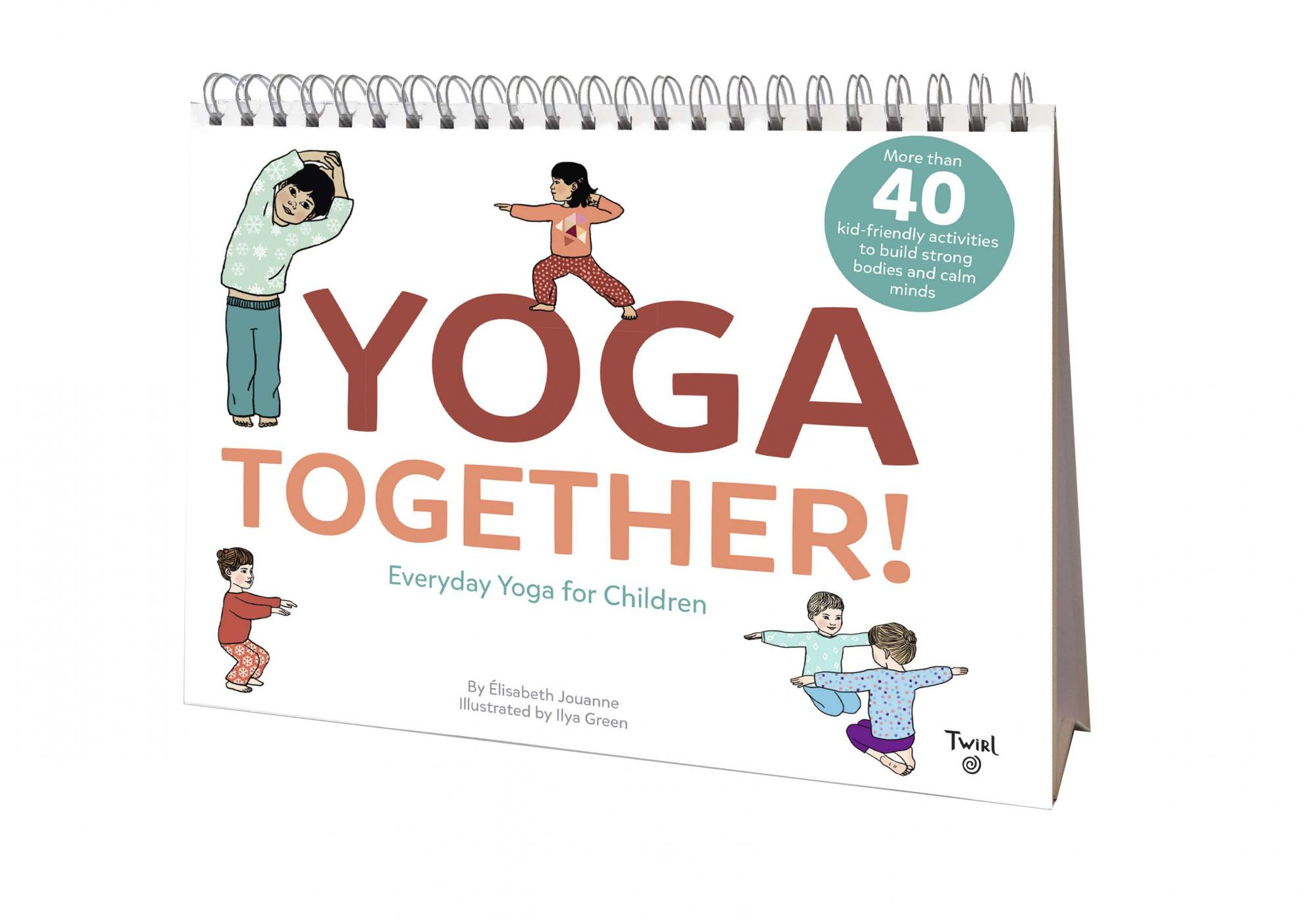 Yoga Together! (By Élisabeth Jouanne)