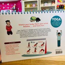Yoga Together! (By Élisabeth Jouanne) - Children's Activity Books - Spiffy