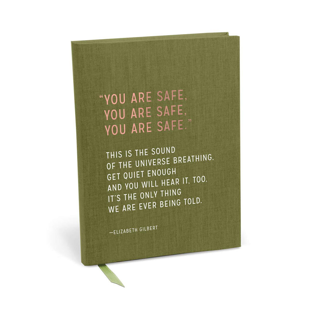 You Are Safe Journal